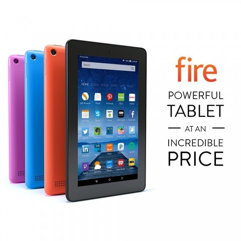 kindle fire colors