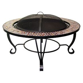 Target: UP to 50% Off Fire Pit Tables plus FREE Shipping