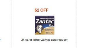 Target Zantac coupon