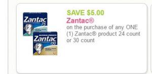 zantac coupon
