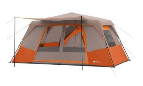 Head to Walmart where this Ozark Trail 14u2032 x 14u2032 Instant Cabin Tent with Private Room in orange is on sale for only $99.97 shipped (regularly $169.97).  sc 1 st  MyLitter & Walmart: Ozark Trail 11 Person Instant Cabin Tent only $99.97 ...