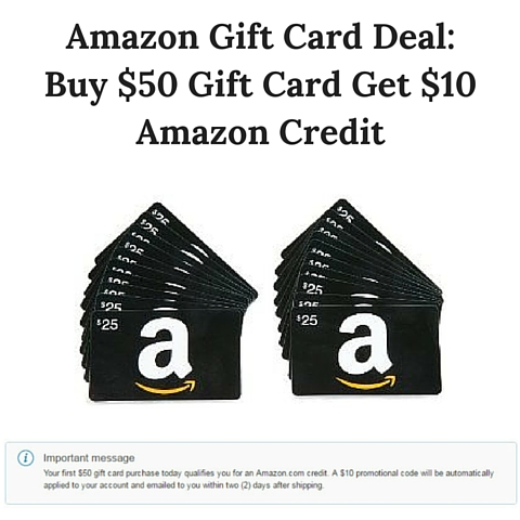how to get amazon gift card
