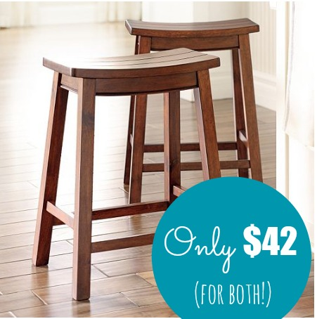 Kohl S Sonoma Counter Stools Only 21 Each Mylitter