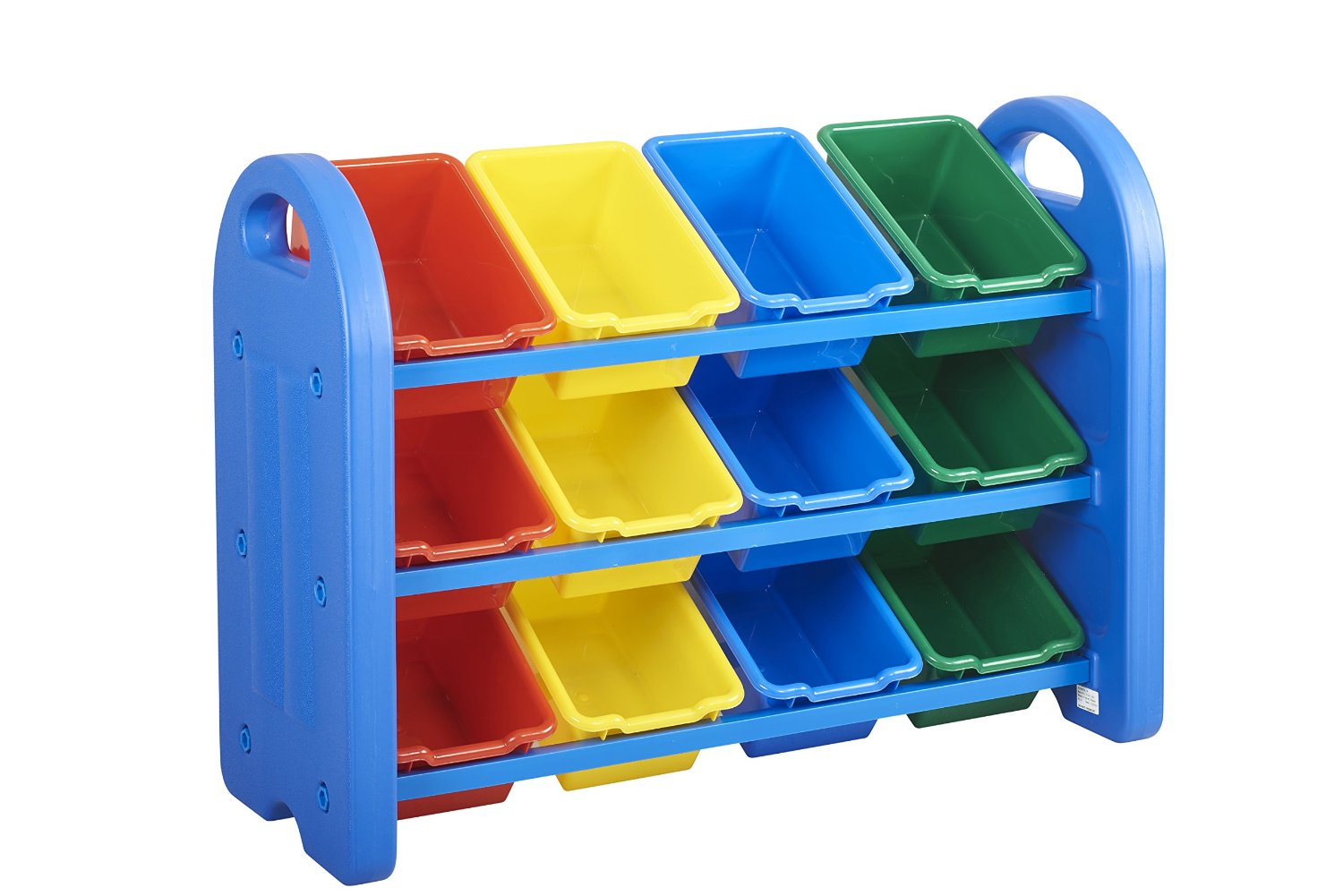 Amazon Daily Deal: 3 Tier Toy Storage Organizer With 12 Bins ONLY $46.73    MyLitter   One Deal At A Time. `