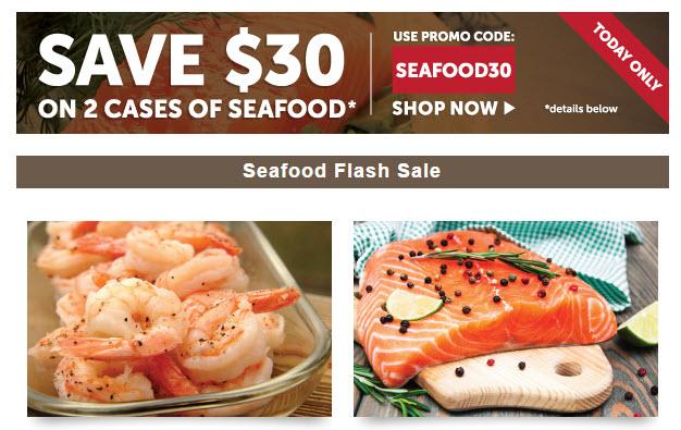 zaycon seafood sale