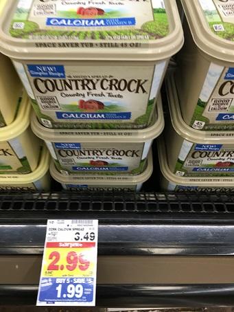 Country Crock 45oz