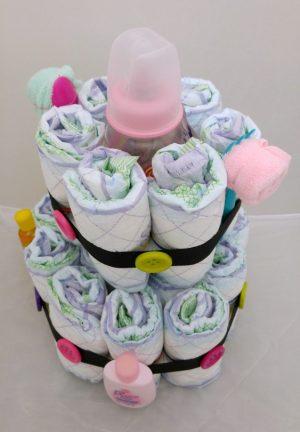 Mini Diaper Cakes5