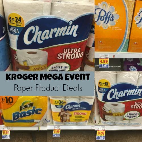 Paper Product Mega Event Deals