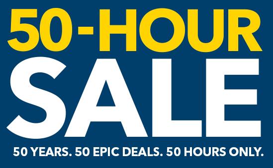 best buy 50 hour sale