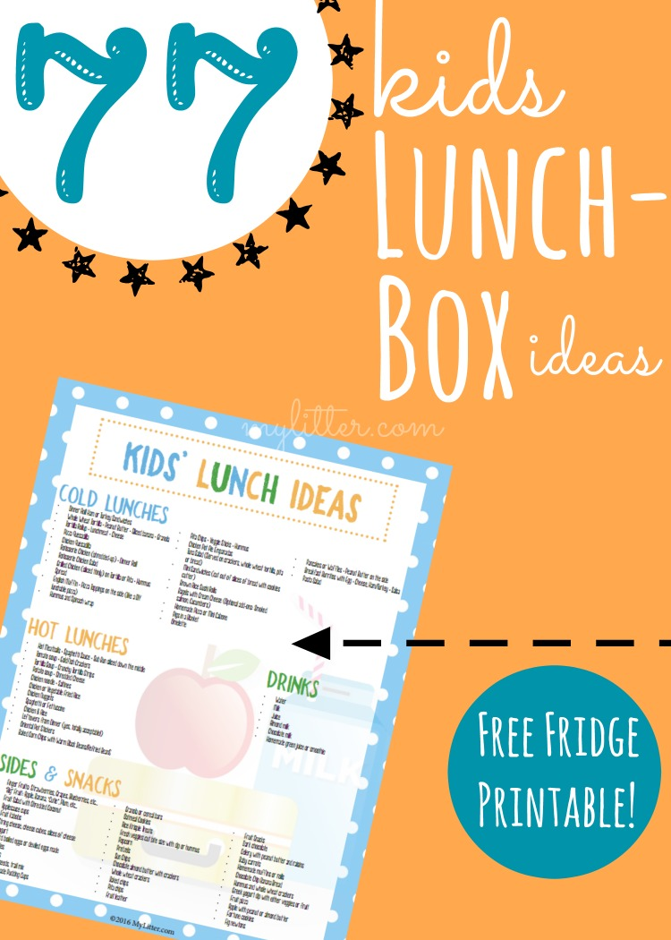kids-lunch-ideas-printable