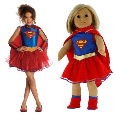 supergirl costumee