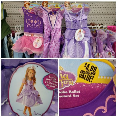 If You Are Close To The 99 Cent Only Store Make Sure Go As Soon Possible We Found 3 Different Styles Of Costumes For Little Girls ONLY 499