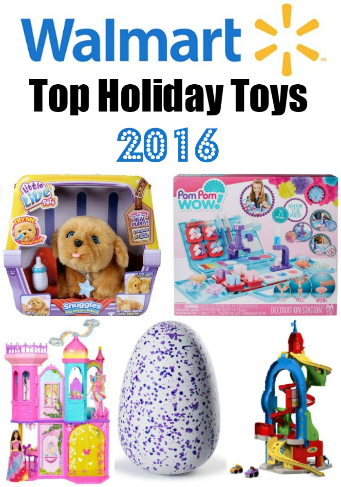 Popular Toys 2016 : Hot walmart releases top holiday toys mylitter one