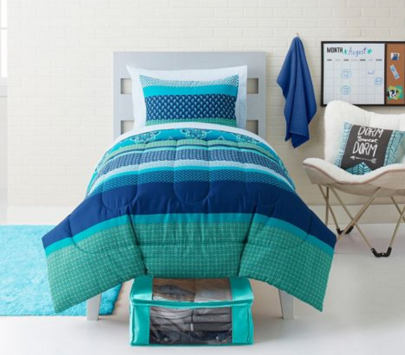 Luxury Right now at Kohl us you can stack some codes to get a GREAT deal on an pc Bedding Set