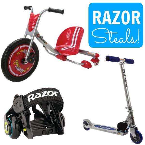 Razor scooter coupons 2018