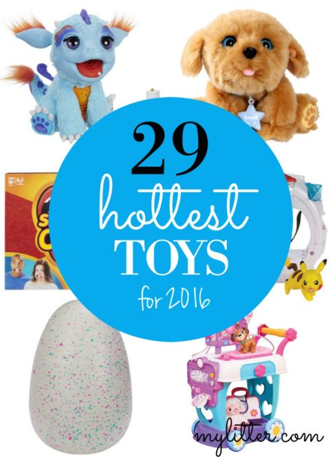 Holiday Gift Guide For Kids 2016 The 29 Hottest Toys