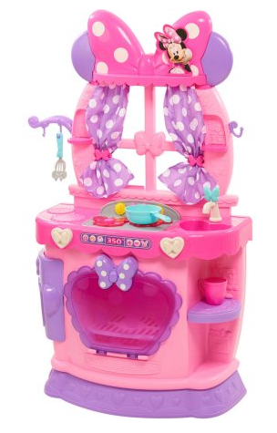 Minnie Mouse Play Kitchen only $40 + Free Store Pick-up ONLY ...