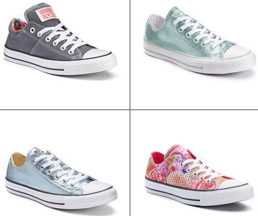 511bce52b21 Converse Sneakers 70% OFF at Kohl s! - MyLitter - One Deal At A Time