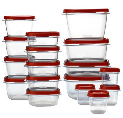 rubbermaid-set  sc 1 st  MyLitter & Target: Rubbermaid Easy Find Lids Food Storage Container Set 34 ...