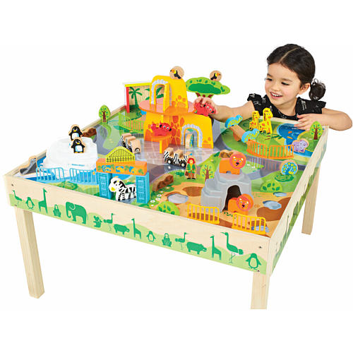 Imaginarium Zoo Play Table 42 Shipped Mylitter One