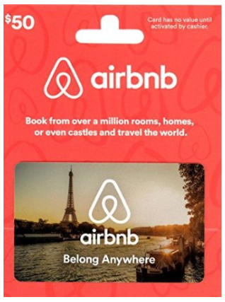 50 Airbnb Gift Card For Just 35 00 Coupon Code Needed Mylitter