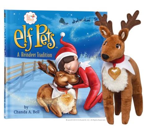 Elf On The Shelf Reindeer Only 9 98 Reg 19 95