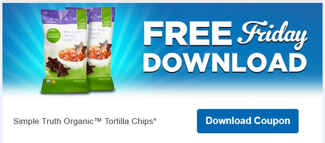 Kroger FREEBIE Friday – Load your card! FREE Tortilla Chips!