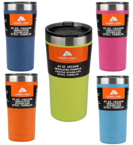0dd8ed6995f NEW* Ozark Trail Tumbler Colors in Stock for $8.74! - MyLitter - One ...
