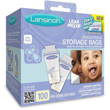 Lansinoh T Milk Storage Bags 100ct Bpa Free 11 96 Was 18 97