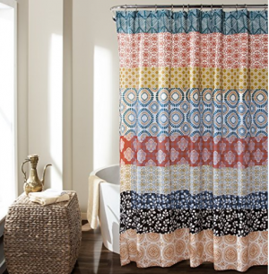 Amazon Currently Has Some Cute Fabric Shower Curtains On Price Drop U2013 Here  Are Some That Caught My Eye:
