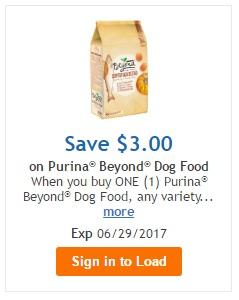 Where Can I Buy Purina One Beyond Dog Food