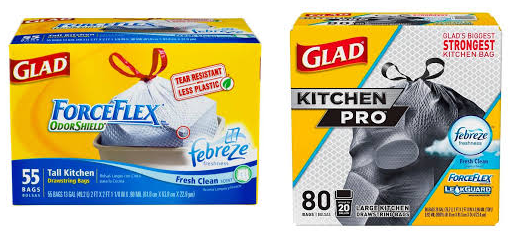 photograph about Glad Trash Bags Printable Coupon identified as Preserve $4.50 upon Contented Trash Luggage (Fresh new Printable Discount coupons
