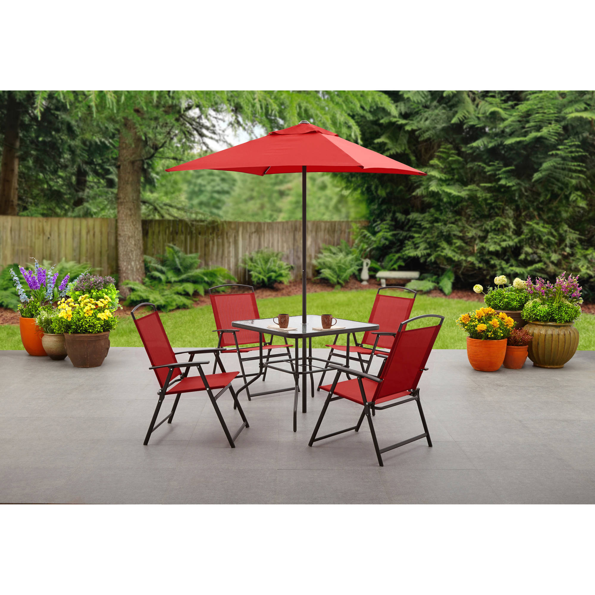 Fabulous Albany Lane Piece Folding Dining Set under MyLitter One Deal At A Time