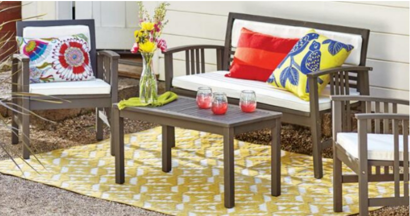 Vintage World Market Patio Furniture Steals MyLitter One Deal At A Time