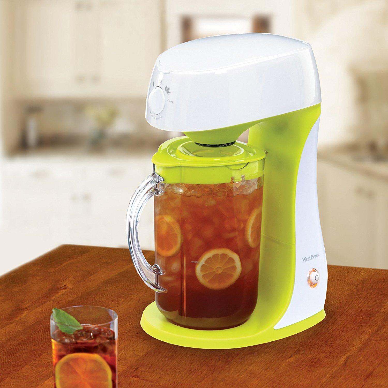 amazon lowest price  west bend iced tea maker  15 34  reg