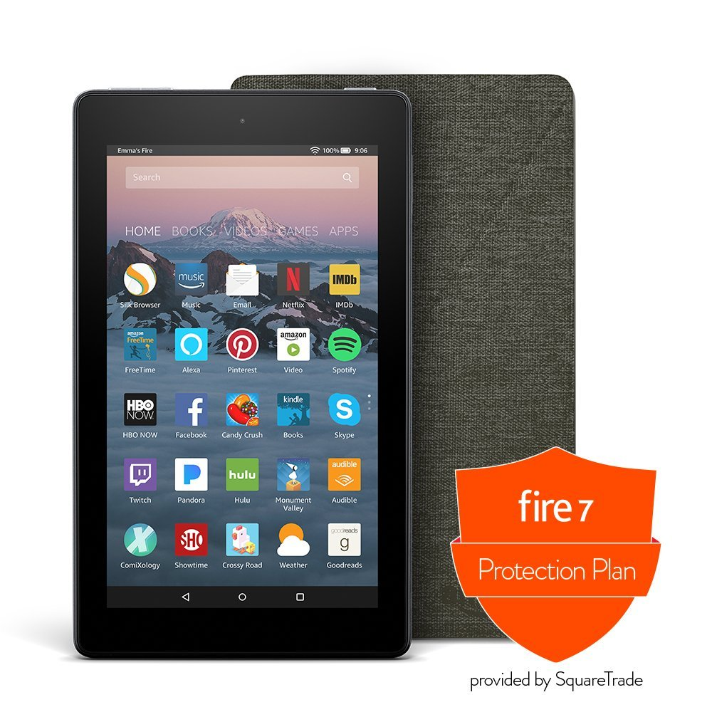 amazon prime day deal now  kindle fire 7 tablet  8 gb