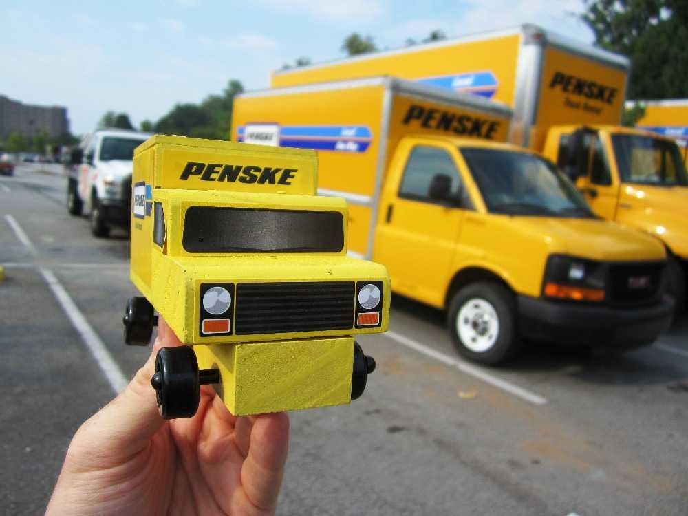 FREE Penske Wooden Truck Build at Home Depot - MyLitter - One Deal ...