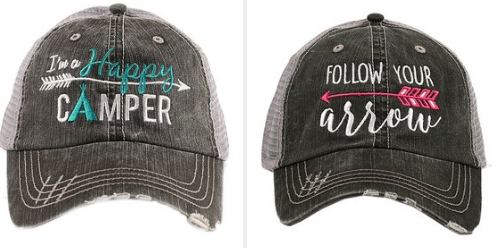 d299d28bcc2 But today on Zulily these cute Southern Girl trucker hats are almost half  off and they have some of the BEST sayings!