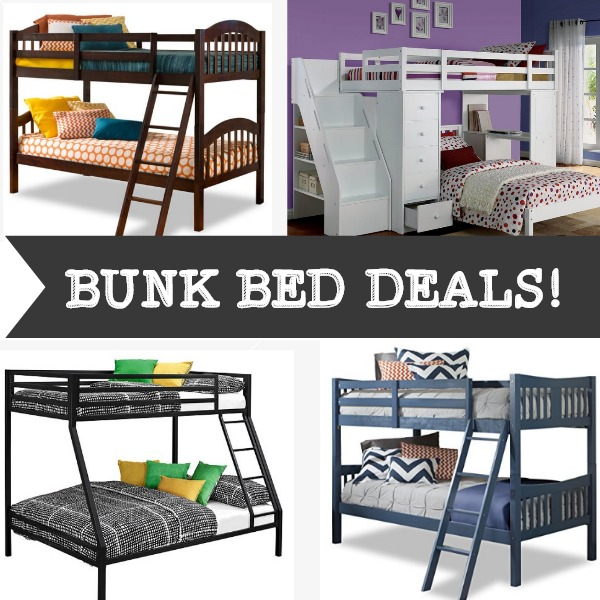 Vintage As a mom to a big family I can tell you that we have relied heavily on bunk beds over the years to make the most of our space
