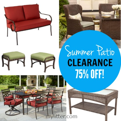b3f7fbc4688b5 Summer Patio Clearance at Home Depot - Up to 75% OFF! - MyLitter ...