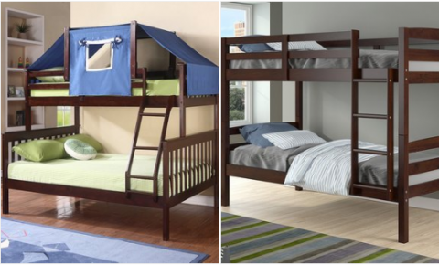 Simple Zulily has some more unique bunk beds you won ut find elsewhere for as low as Shipping is only