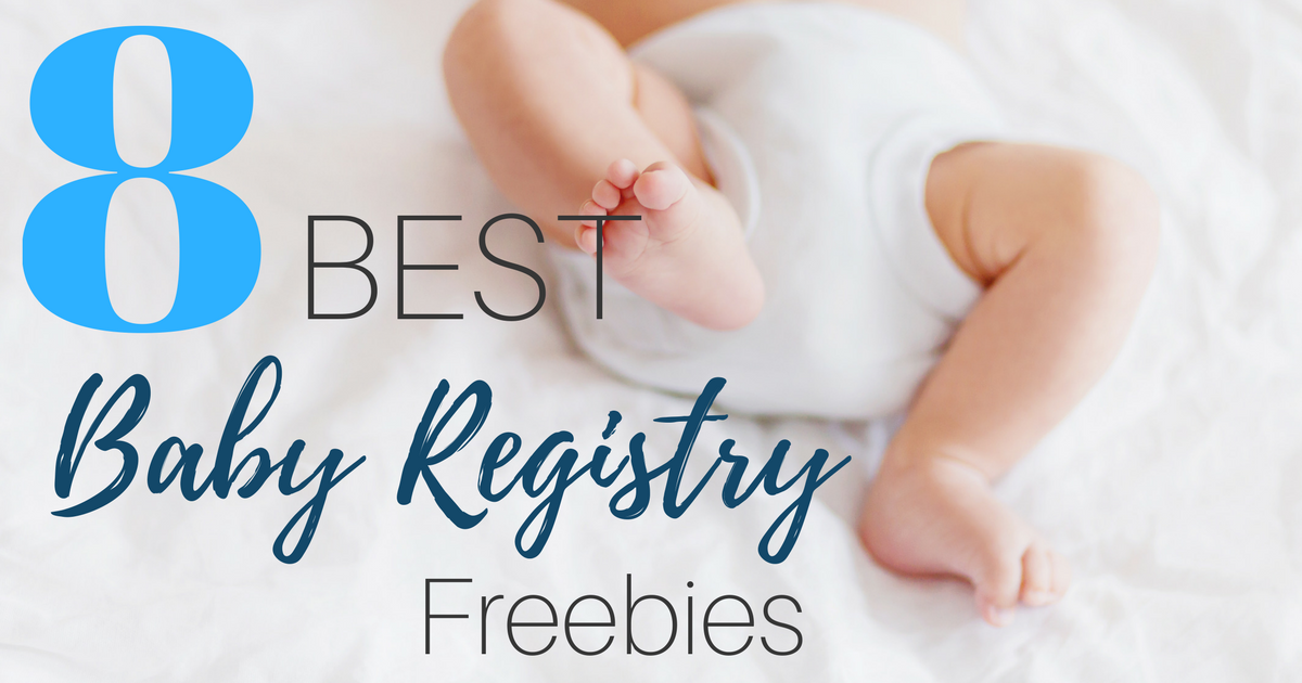 baby registry freebies