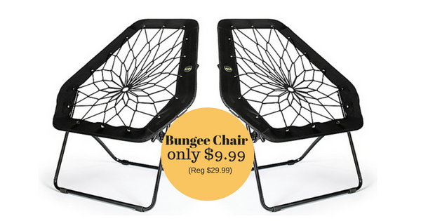 How Cool Is This Bunjo Oversized Bungee Chair!? This Is Perfect For College  Kids Or A Teens Room At Home Or Dorm Rooms. Plus Right Now With This Price  Drop ...