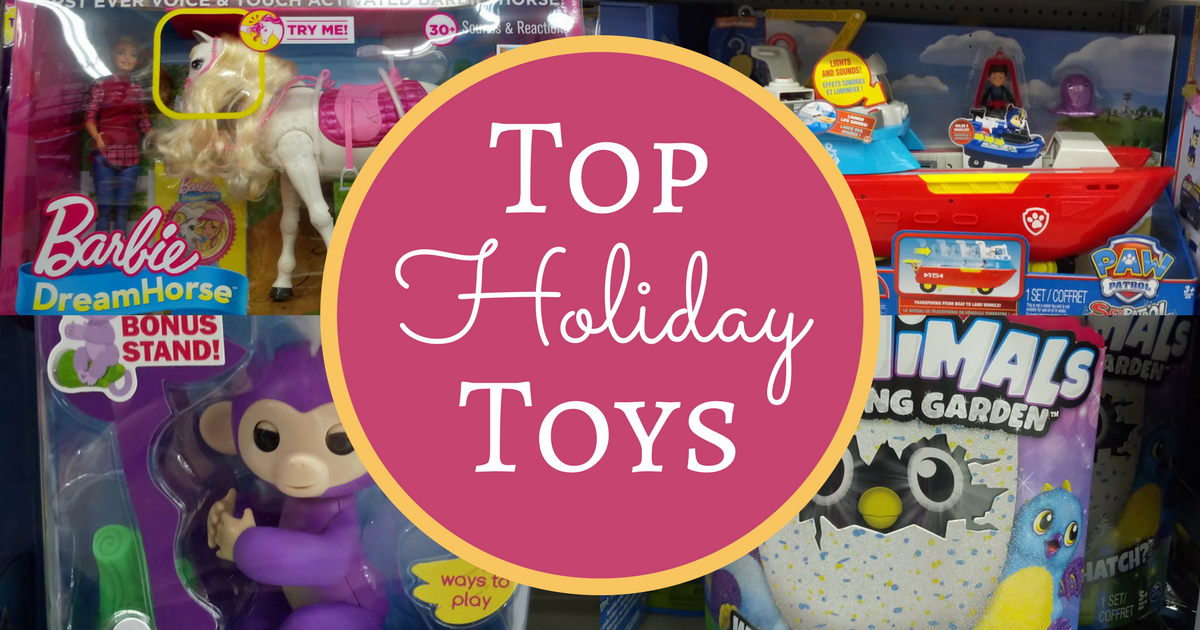 Toys For Holidays : Top holiday toys for mylitter one deal at a time