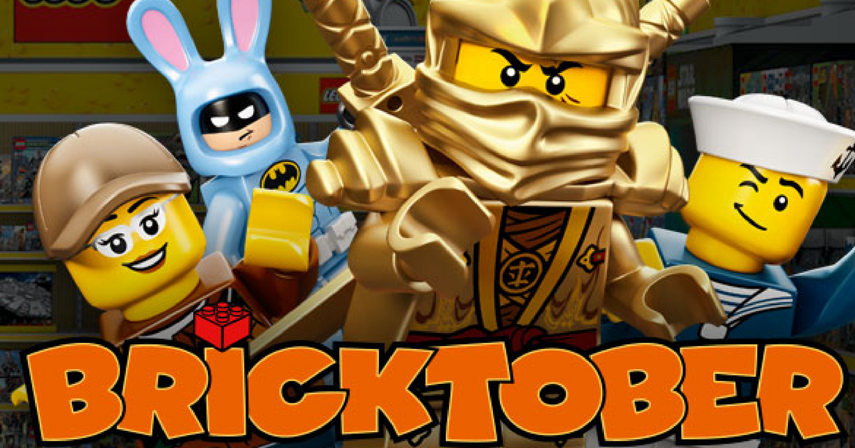 FREE LEGO Events in October at Toys R Us (Full List) - MyLitter ...