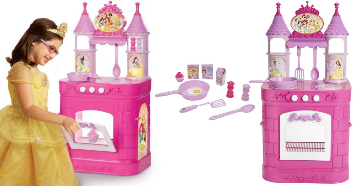 Walmart: Disney Princess Magical Play Kitchen Only $26.97 (Reg. $60)