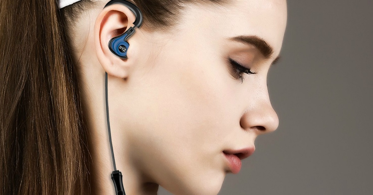 2f780bd5fd8 Amazon: Earbuds with Microphone and Volume Control Just $4.96!