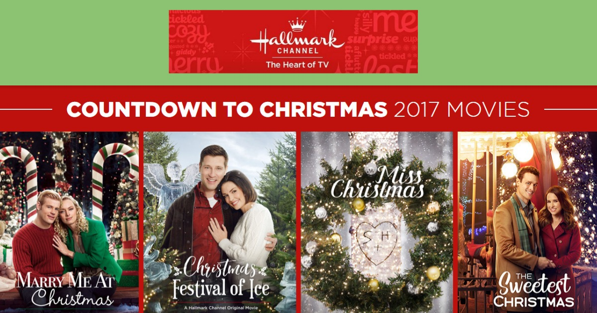hallmark channel christmas movies lineup 2017 mylitter