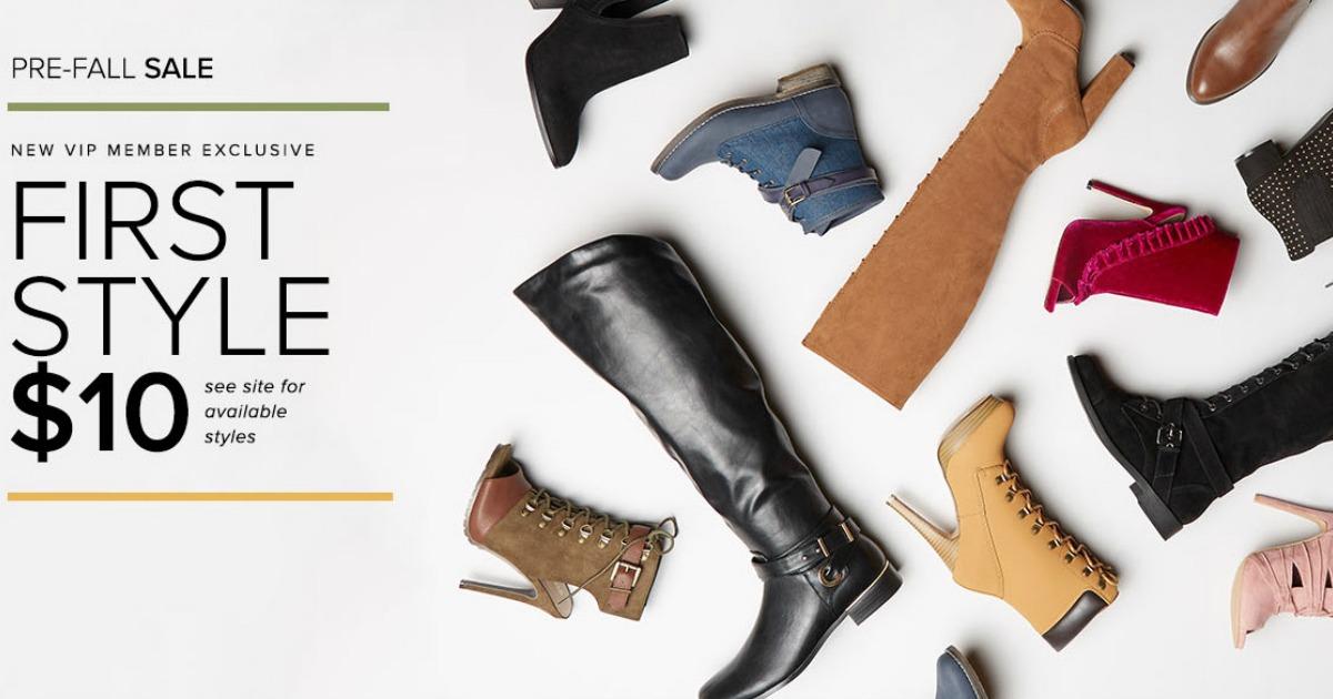 Shoedazzle: Score Some CUTE $10 Shoes