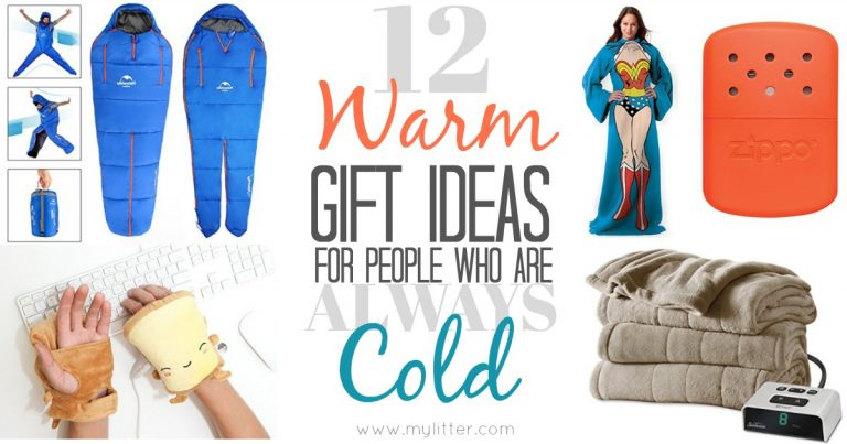 12 warm gift ideas for people who are always cold